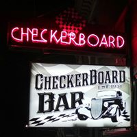 Checkerboard Bar – 2017 Artist Host