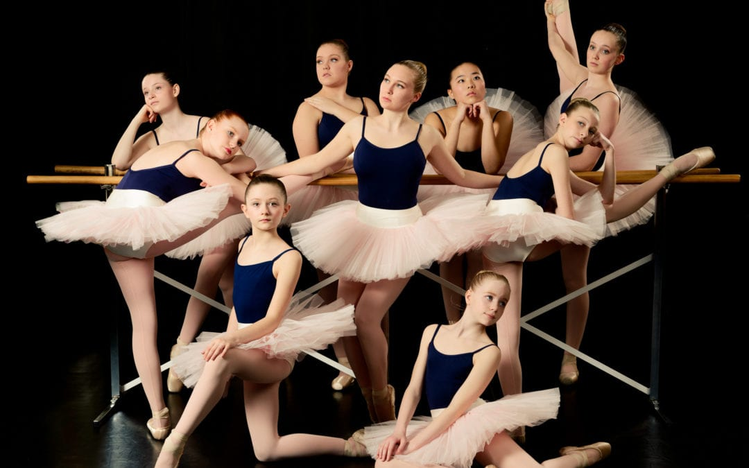 Children's Ballet of Spokane to perform at Art on the Ave