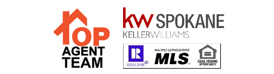 Top Agent Team with Keller Williams – holding an open house during Art on the Ave