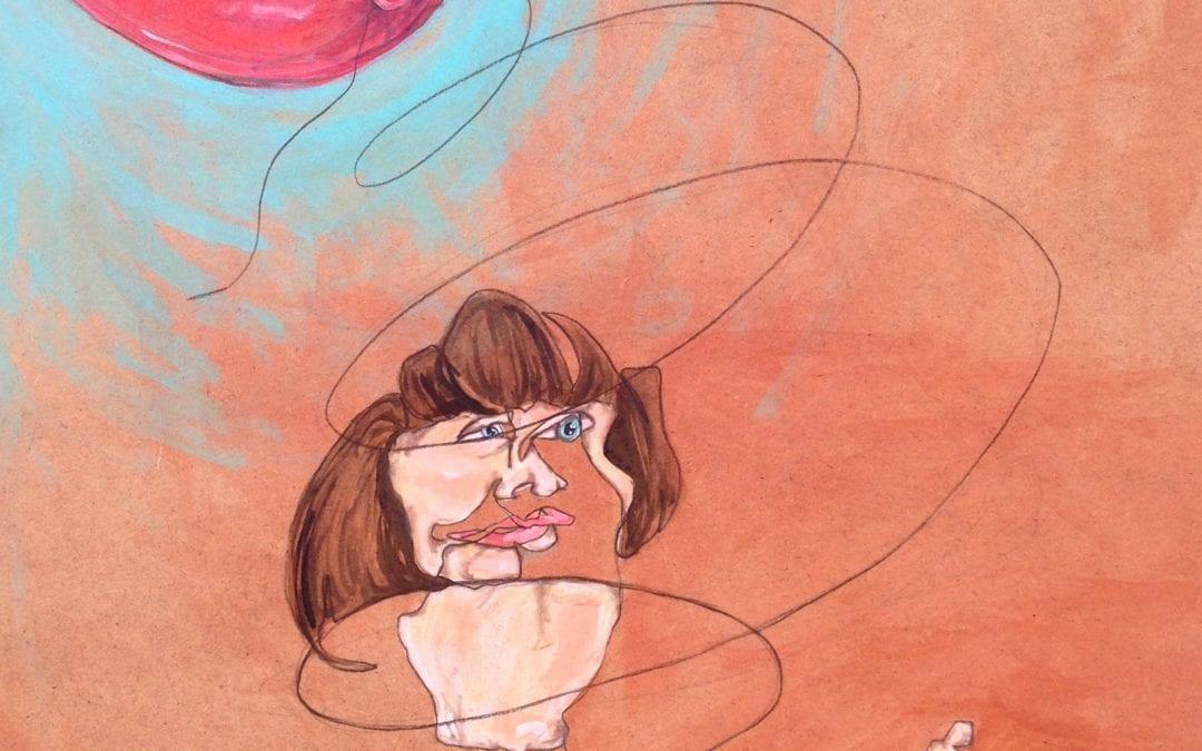 Melanie Lieb – a visual artist working in multiple media