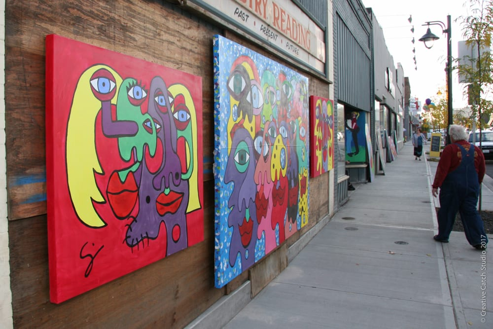 Calling all Artists for Art on the Ave 2018!