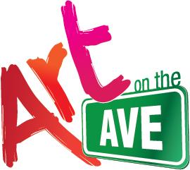 Art on the Ave, Spokane, Sprague Ave, East University District, East Spokane Business Association