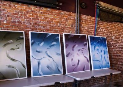 Art on the Ave, 2014, Spokane Art, ESBA, East Sprauge, East University District