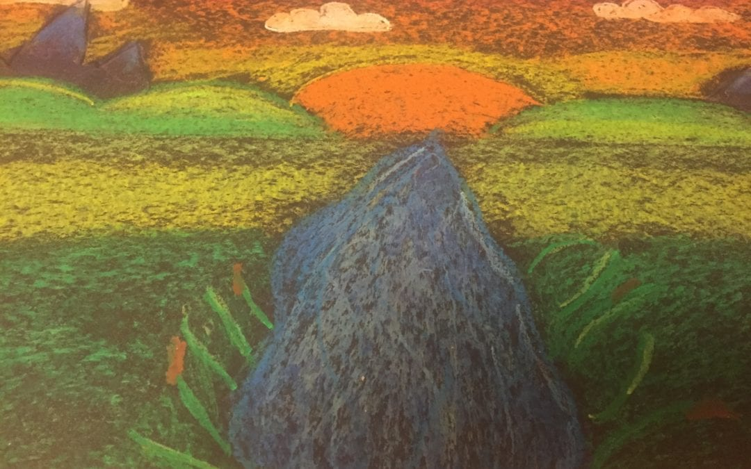 Local school children to show at Art on the Ave's first Emerging Artist Gallery