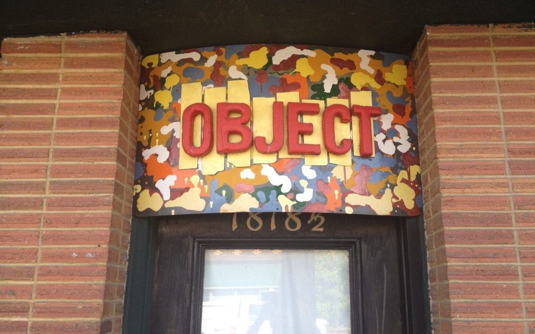 Object Space to participate in Art on the Ave 2018