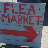 University Mercantile – hosting a Ribbon Cutting Flea Market as part of Art on the Ave