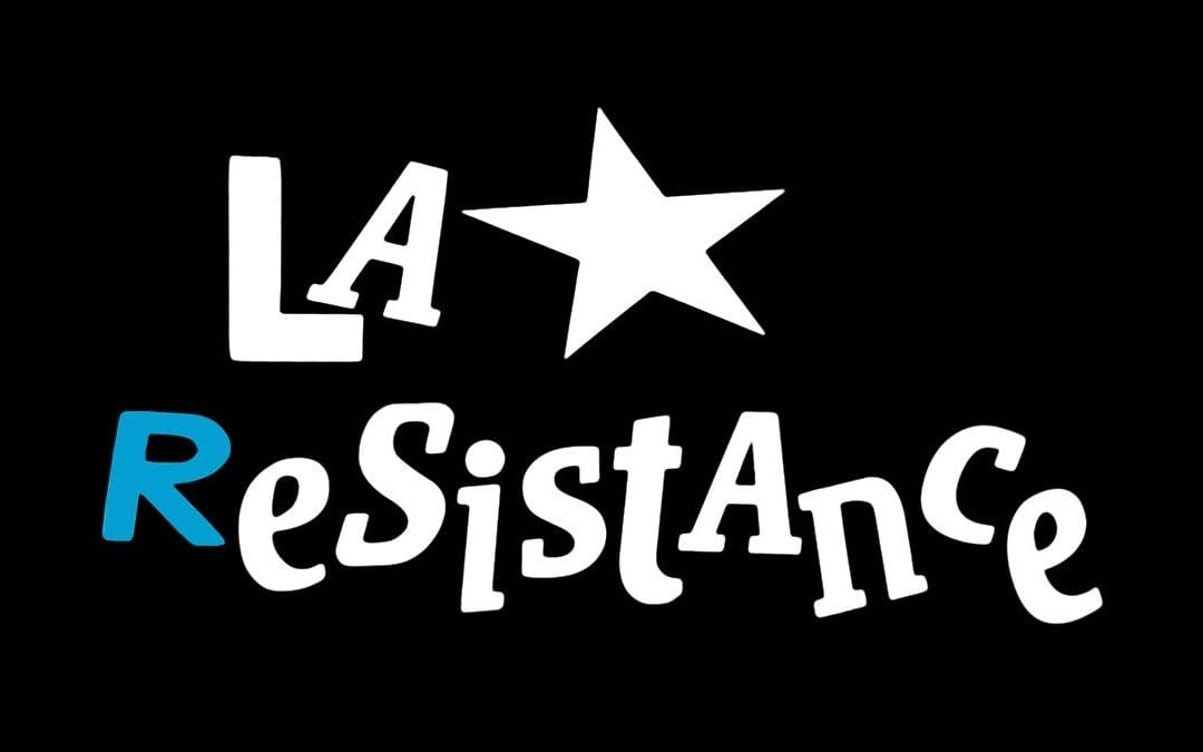 Welcome La Resistance Spokane to Art on the Ave 2018